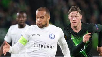 Wolfsburg  1 - 3  Gent