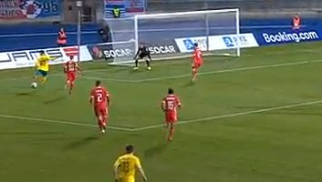 Luxembourg  2 - 1  Lithuania