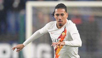Genoa  1 - 3  Roma