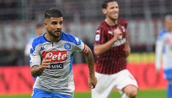 AC Milan  1 - 1  SSC Napoli