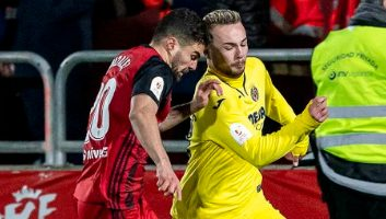 Video Mirandes  4 - 2  Villarreal (Copa del Rey)