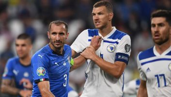 Italy  2 - 1  Bosnia and Herzegovina