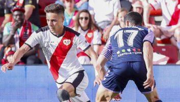 Rayo Vallecano  1 - 2  Real Valladolid