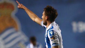 Real Sociedad  2 - 0  Celta Vigo