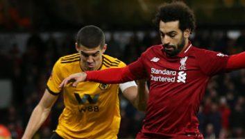 Wolverhampton Wanderers  2 - 1  Liverpool