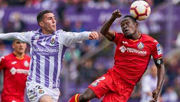 Valladolid vs Getafe