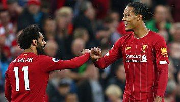 Liverpool  4 - 1  Norwich City