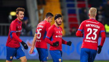 CSKA Moscow  1 - 1  Ludogorets Razgrad