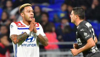 Lyon  2 - 0  Nimes