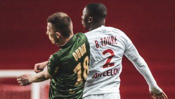 Monaco  0 - 0  Reims