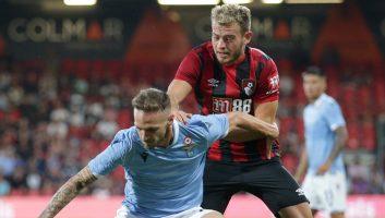 AFC Bournemouth  3 - 4  Lazio