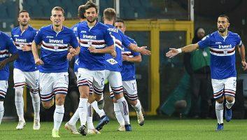 Sampdoria  4 - 1  Bologna