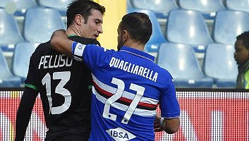 Sampdoria  0 - 0  Sassuolo