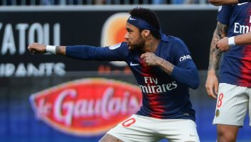 Angers  1 - 2  Paris Saint-Germain