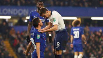 Chelsea 2 - 1 Tottenham Hotspu