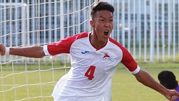Mongolia  1 - 0  Myanmar