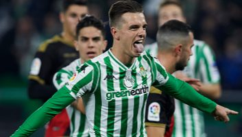 Real Betis  2 - 0  Rayo Vallecano