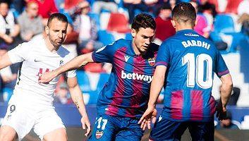 Levante  1 - 1  Granada