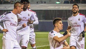 Bologna  2 - 3  AC Milan
