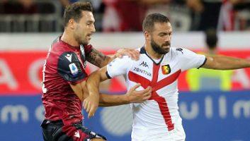 Cagliari  3 - 1  Genoa