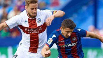 Levante vs SD Huesca