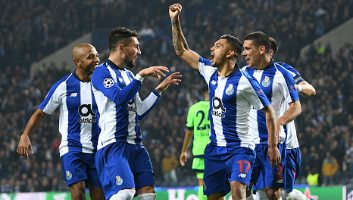 FC Porto  3 - 1  Schalke 04