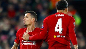 Liverpool  1 - 1  SSC Napoli