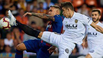 Valencia  3 - 1  Levante