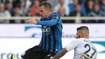 Atalanta  3 - 1  Lecce