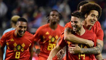 Belgium  1 - 1  Netherlands