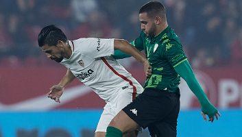 Sevilla  1 - 0  Villanovense
