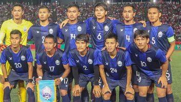 Cambodia  1 - 2  Singapore