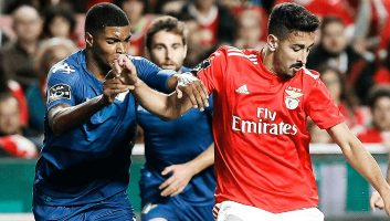 Benfica  1 - 0  AEK Athens