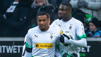 Borussia M'gladbach  3 - 1  Mainz 05