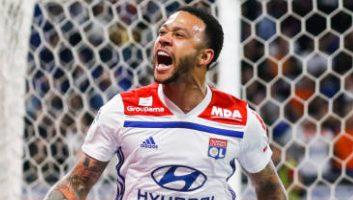 Lyon  2 - 1  Angers