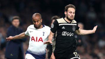 Tottenham Hotspur  0 - 1  Ajax