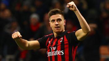 AC Milan  2 - 0  SSC Napoli