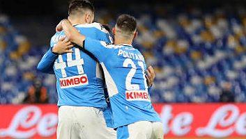 SSC Napoli  2 - 1  Torino