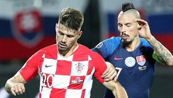 Croatia  3 - 1  Slovakia