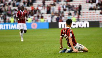Nice  3 - 0  Guingamp