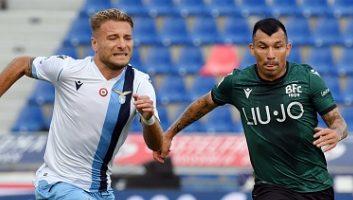 Bologna  2 - 2  Lazio