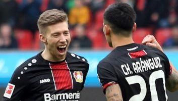 Bayer Leverkusen  2 - 0  Freiburg