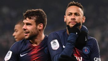 Paris Saint-Germain  9 - 0  Guingamp