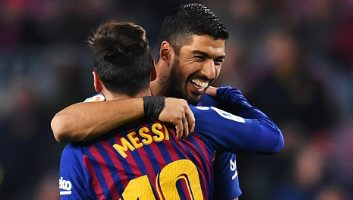 Barcelona  3 - 1  Leganes