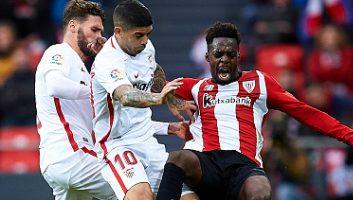 Athletic Bilbao  2 - 0  Sevilla