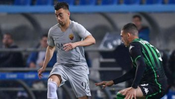 Sassuolo  0 - 0  Roma