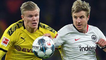 Borussia Dortmund  4 - 0  Eintracht Frankfurt
