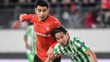 Rennes  3 - 3  Real Betis