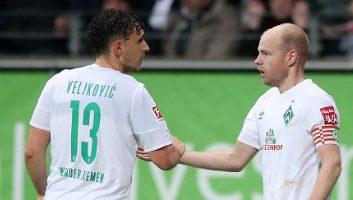 Eintracht Frankfurt  2 - 2  Werder Bremen