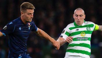 Celtic  2 - 1  Lazio